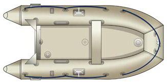quicksilver лодка 320