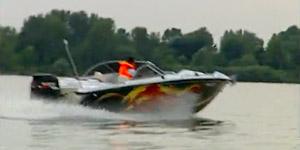 Тест-драйв катеров UMS-BOAT 2010