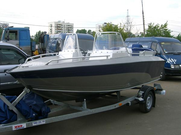 лодка от 450 до 500