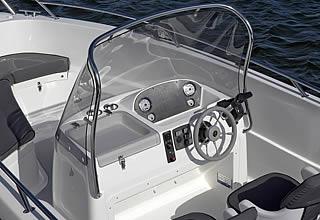 Дистанционное управление на катер